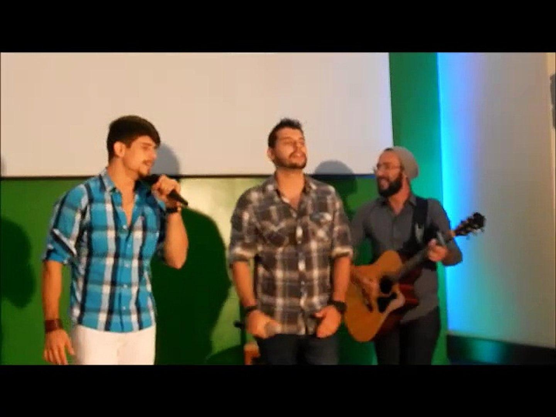 Programa Brasil Mais Sertanejo 6ª edição  em Louveira SP com Fabio Henrique & Gabriel