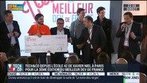 Antoine Leblanc remporte la 3ème édition Concours du Meilleur Développeur de France (10/10) - 12/03