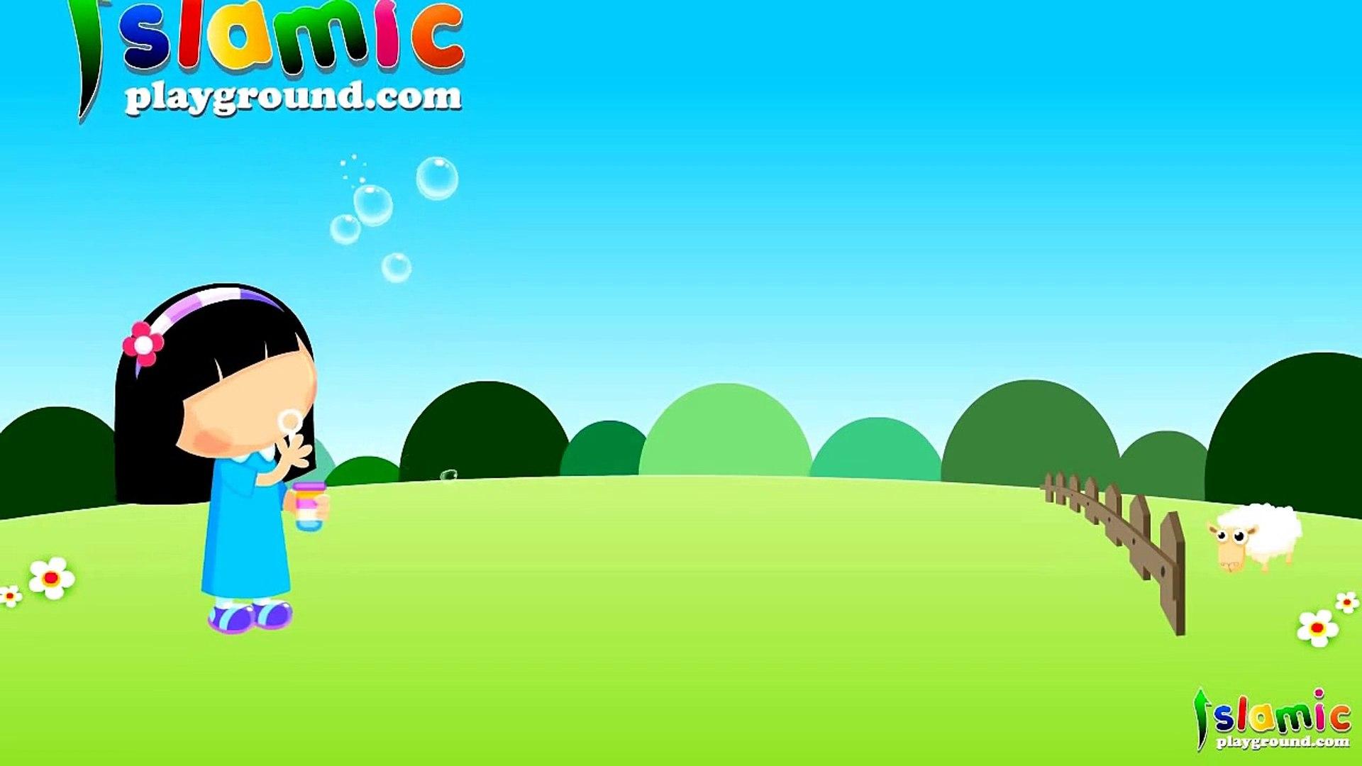 Arabic alphabet Islamic cartoon for kids islamic children video Alif Baa