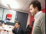 Nicolas Sarkozy / France Inter