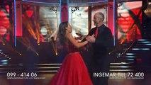 Ingemar Stenmark och Cecilia Ehrling dansar en tango - Let's Dance (TV4)