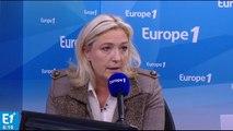 """Marine Le Pen : """"Gagner un département sera très difficile"""""""