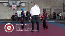 Laï-muoï : Finale (40kg) — Rives