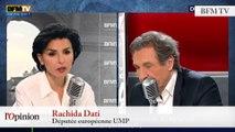 """TextO' : Nicolas Sarkozy : """"Quand vous votez pour le FN, vous avez un député PS de plus"""""""