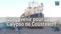 Quel avenir pour la Calypso du commandant Cousteau ?