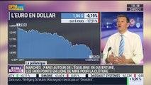"""Nicolas Doze: """"L'euro baisse parce que la BCE le veut"""" - 13/03"""