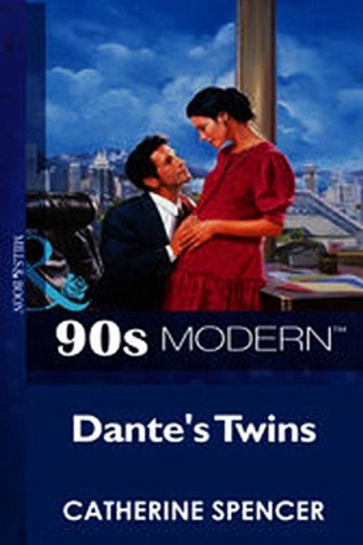 Download Dante's Twins Mills Boon Vintage 90s Modern ebook {PDF} {EPUB}