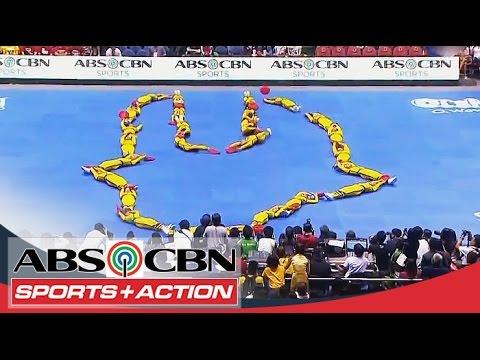 UAAP 77 CDC: FEU Cheering Squad