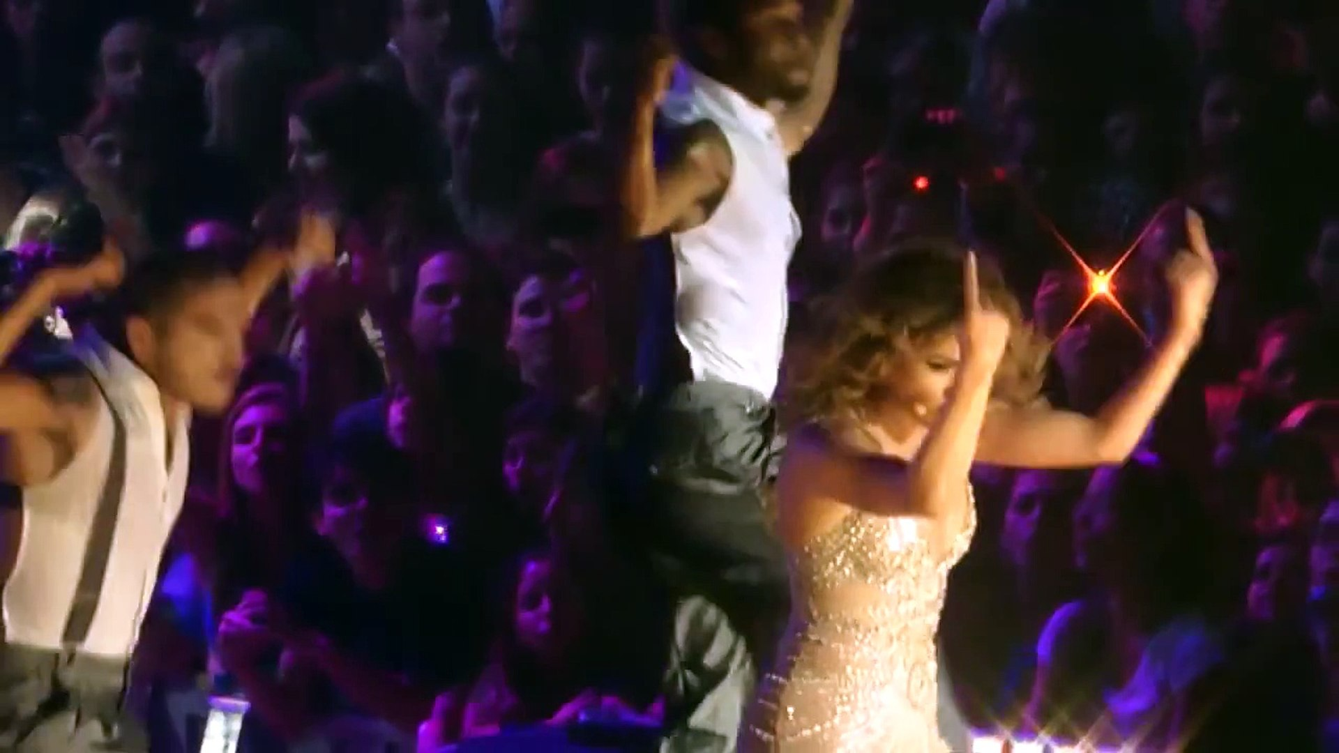 Jennifer Lopez - I'm In to You & Tonight - Live - Rio, Brasil 27_6_2012
