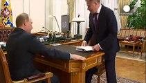 Putin ricompare in tv. Forse era in Svizzera per la nascita di un figlio
