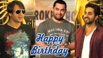 Aamir Khan Turns 50 | Bollywood Celebs Wish Aamir Khan | Birthday Special