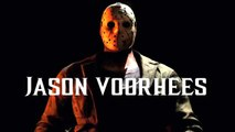 Mortal Kombat X Jason Voorhees Reveal Trailer (2015) - MKX (Xbox One) HD