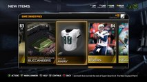Madden 15 24HR NFL HONORS PLAYER PULLED IN PRO PACK!! 98 Gronkowski or 98 Davis