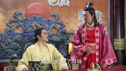 隋唐英雄5 第38集 Heros in Sui Tang Dynasties 5 Ep38