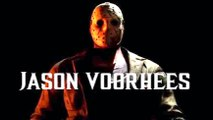 Mortal Kombat X - Jason Voorhees Reveal Trailer | Official MKX Game (2015)