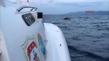 İzmir Sahil Güvenlik 107 Göçmeni Daha Kurtardı