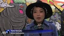 Ouverture d'Art Basel, la plus grande foire d'art de Hong Kong