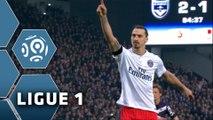 But Zlatan IBRAHIMOVIC (85ème pen) / Girondins de Bordeaux - Paris Saint-Germain (3-2) - (GdB - PSG) / 2014-15