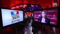 "Nathalie Kosciusko-Morizet, invitée du ""Grand Jury RTL/ Le Figaro/ LCI"""