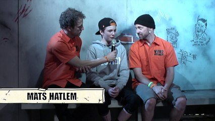Vert Attack 9 - Interview with Mats Hatlem