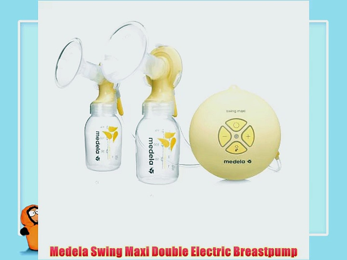 Medela Swing Maxi Double Electric Breastpump Video Dailymotion