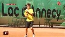 Tennis : Le tournoi des Petits Princes du Lac d'Annecy