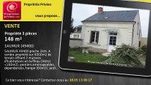 A vendre - propriété - SAUMUR (49400) - 3 pièces - 148m²