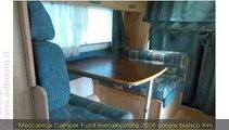 FIRENZE, VICCHIO   RIMOR  SUPERBRIG 635 IMMATRICOLATA 2006 COLORE BIANCO