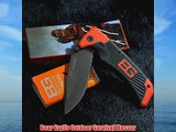 Bear Grylls Outdoor Survival Messer