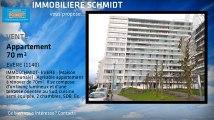 A vendre - Appartement - EVERE (1140) - 70m²