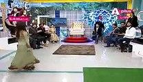 Filmstar Laila Doing Cheap Dance On Her Namesake Song On Live Morning Show