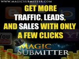 Better google rankings for my website - Use Magic Submitter