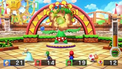 Trailer de lancement de Mario Party 10