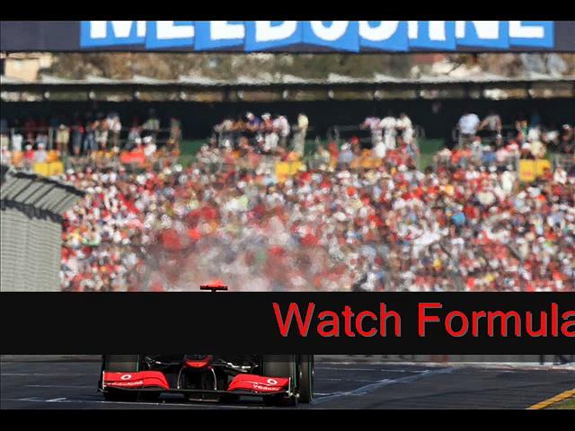 Online Formula one Australian Grand Prix