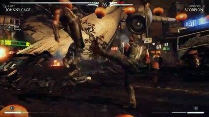 Mortal Kombat X Walkthrough Part 1 Gameplay de Mortal Kombat X
