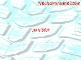 WebShadow for Internet Explorer Keygen (WebShadow for Internet Explorer 2015)