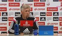 El trabalenguas de Ancelotti con Iker Casillas y Keylor Navas | Real Madrid