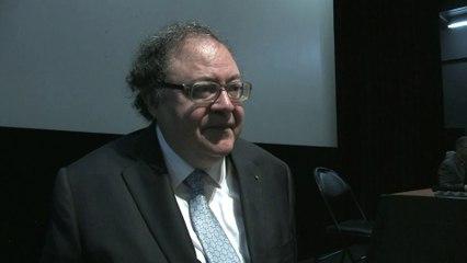 Interview du violoncelliste Frédéric Lodéon