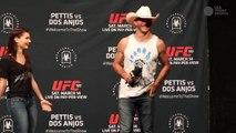 Donald 'Cowboy' Cerrone chugs beer, drops F-bombs, wins at life - Part 2