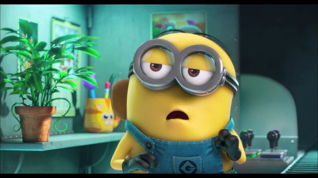 Despicable Me 2 - Mini Movie -Panic in the Mailroom- Illumination