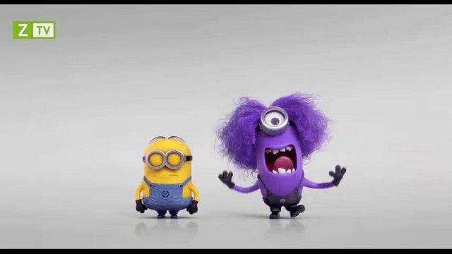 Minions - Despicable Me 2 - Evil Minion Wants Banana - Video Clip HD