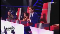 The voice3 France  Leila Caravane Raphael