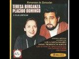 ROMANZAS DE ZARZUELAS - TERESA BERGANZA- PLACIDO DOMINGO-I
