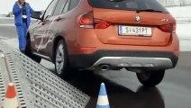 BMW X Drive Test 2013 X1, X3, X5, X6 2015