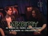 Headbangers-1996-Entrevista Ministry pt2/3