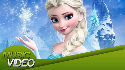 "Music - Video : Frozen: Una Aventura Congelada - ""Libre Soy"" - HD"