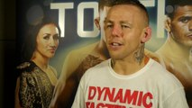 On the brink of big decisions, Ross Pearson gets the win he needed