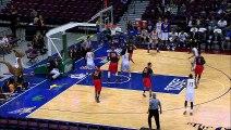 NCAA - Le trois points fou de Deshon Taylor