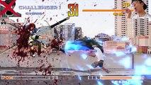 Il sincruste dans le jeu vidéo « The King of Fighters 97 »