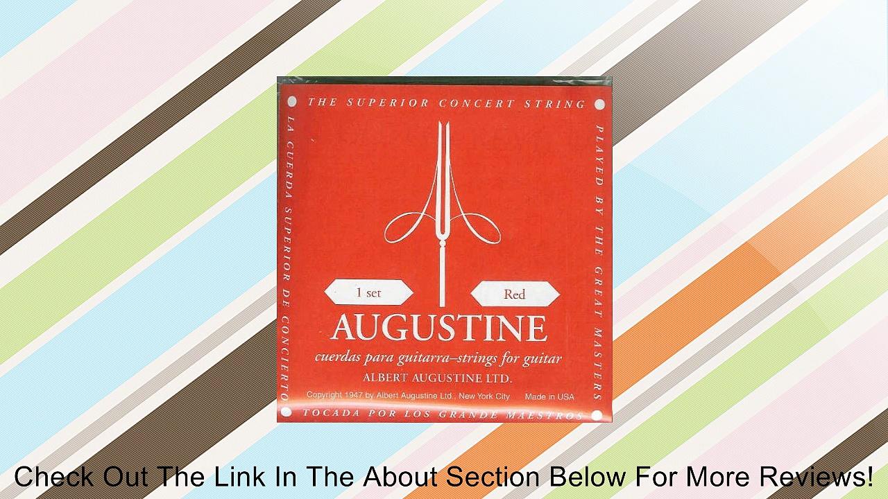 Albert Augustine 524A Classical Guitar Strings, Light Review